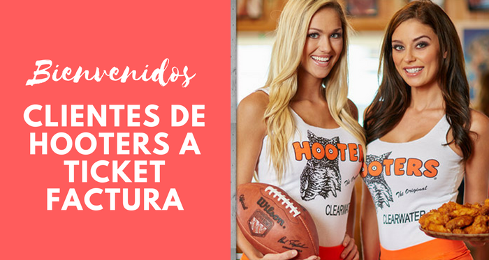 Factura Hooters