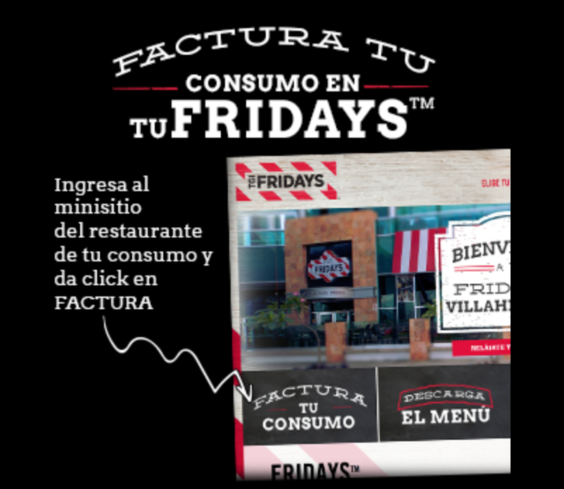 Factura Friday