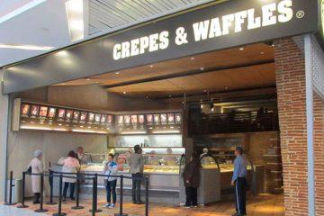 Facturación en Crepes & Waffles